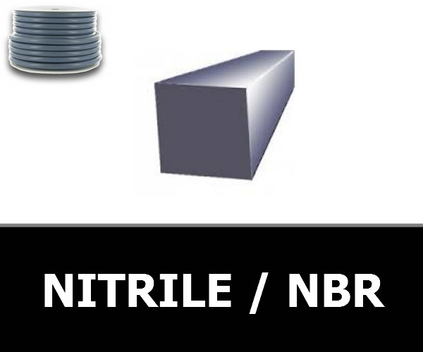 CORDE CARRE NBR/NITRILE
