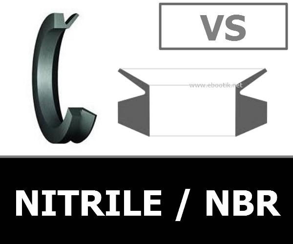 JOINTS V-RING VS NBR / NITRILE