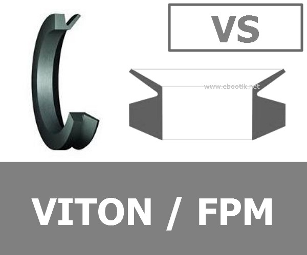 JOINTS V-RING VS FPM / VITON
