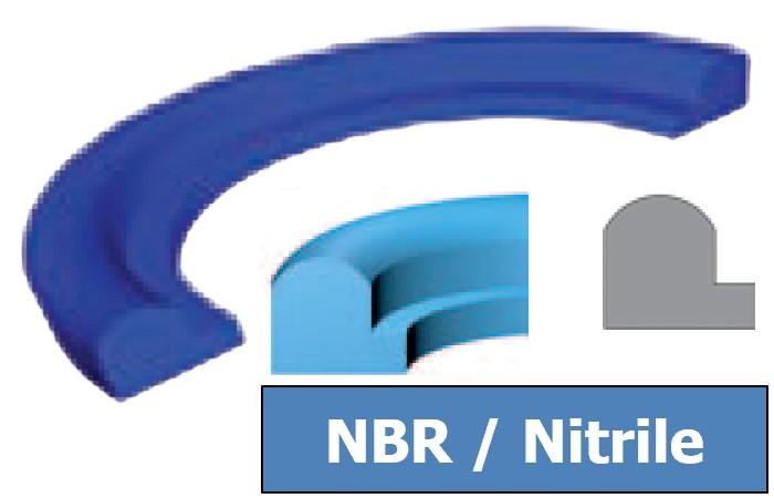 JOINTS D-RING ASEPTIQUE FDA HS-12 NBR pour RACCORDS