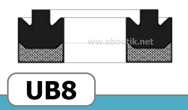 JOINTS FORME UB8 NBR/NITRILE+TEXTILE