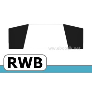 JOINTS RACLEURS FORME RWB