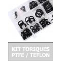 KIT JOINTS TORIQUES TEFLON / PTFE